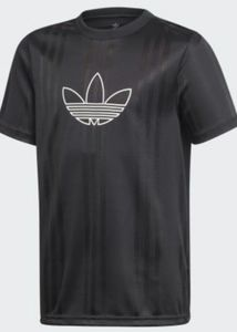 NWT Adidas Boys Outline Jersey Large